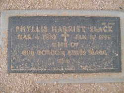 Phyllis Harriet Slack