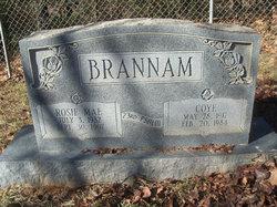 Rosie Mae <I>Bales</I> Brannam