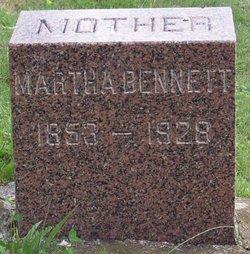 Martha Marie <I>Baley</I> Bennett