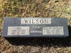 Beulah <I>Binkley</I> Wilson