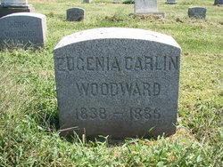 Eugenia <I>Carlin</I> Woodward