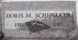 Doris Mae <I>Lounsbury</I> Schenaker