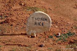 Theoria Rice
