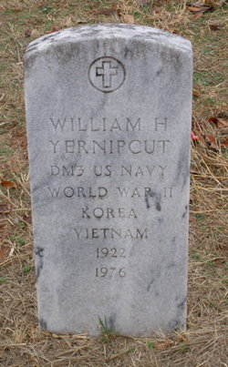 "William Hendrix ""Bill"" Yernipcut"