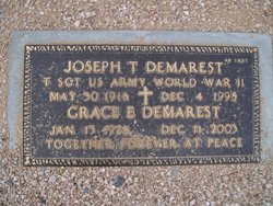 Joseph T Demarest