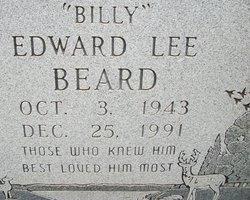 """Edward Lee """"Billy"""" Beard"""