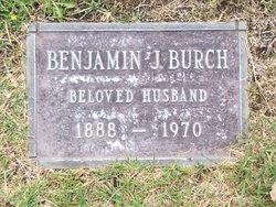 Benjamin Jenkins Burch
