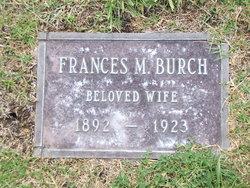 Frances Mitchell Burch