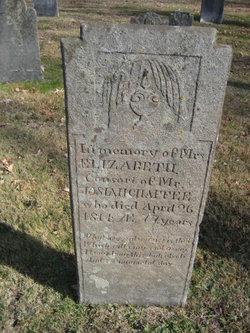 Elizabeth <I>Dimmock</I> Chaffee