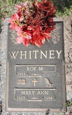 Roy M. Whitney