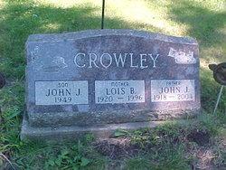 Lois Bernice <I>Rice</I> Crowley