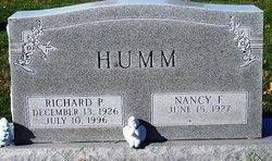Richard P. Humm