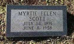 Myrtle Ellen Scott