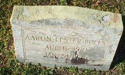 Aaron Lester Boles
