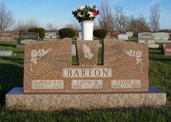 Harold Ray Barton