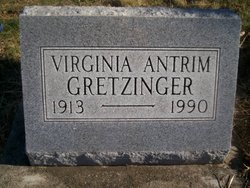 Virginia <I>Antrim</I> Gretzinger
