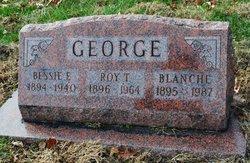 Bessie E George