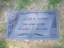 Alice Prudence <I>Labrum</I> Dickey