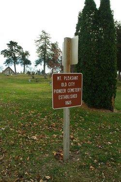 Mount Pleasant Old City Cemetery