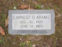 Earnest D. Adams