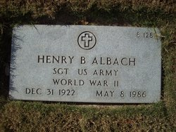 Henry Bennett Albach
