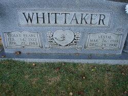 Vestal Whittaker