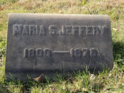 Maria <I>Stoddard</I> Jeffery