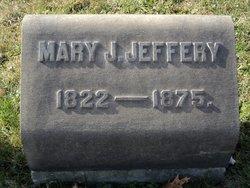 Mary Jane Jeffery