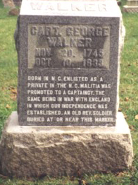 Capt George Walker