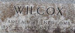 Adelaid <I>Landon</I> Wilcox