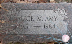 Alice M. Amy