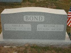 Adele Z <I>Laning</I> Bond
