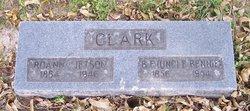 """B. F. """"Uncle Bennie"""" Clark"""