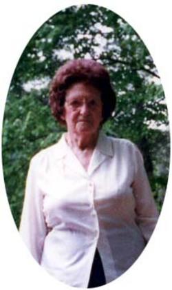 Lillie Mae <I>Rymer</I> Merrell