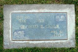 Alonzo Everett Cable