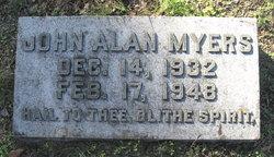 John Alan Myers