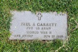 Paul A Garrett