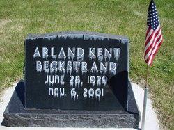 Arland Kent Beckstrand