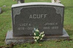 Lucy Ann <I>Blair</I> Acuff