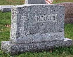 Willis P Hoover