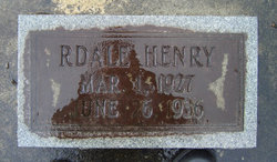 Ardale Henry