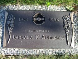 Barbara Kay Anderson