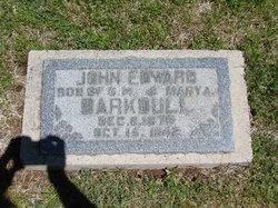 John Edward Barkdull