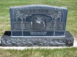 Audrey <I>Bennett</I> Brunson