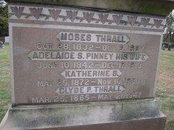 Adelaide S. <I>Pinney</I> Thrall