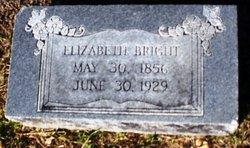 Margaret Elizabeth <I>Alexander</I> Bright