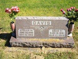 Stella May <I>Hensley</I> Davis