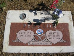 Mary N. Pearson