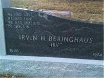 Irvin Beringhaus