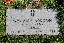 George F Addison
